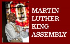 U-High's annual Martin Luther King Jr. Day assembly will focus largely on activism and action for social justice.