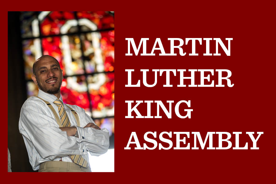 U-High%27s+annual+Martin+Luther+King+Jr.+Day+assembly+will+focus+largely+on+activism+and+action+for+social+justice.