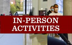 Some in-person activities have been approved to resume by the University of Chicago.