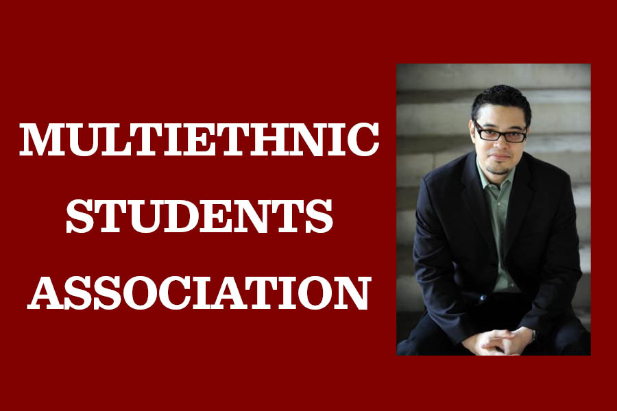 Matthew Briones, associate professor of American history at the University of Chicago, spoke about racial conflict and how the problems we face today are not new.