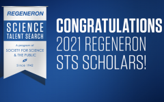 The Regeneron Science Talent Search honors 300 scholars who receive   2000 dollars for their research in math or science.