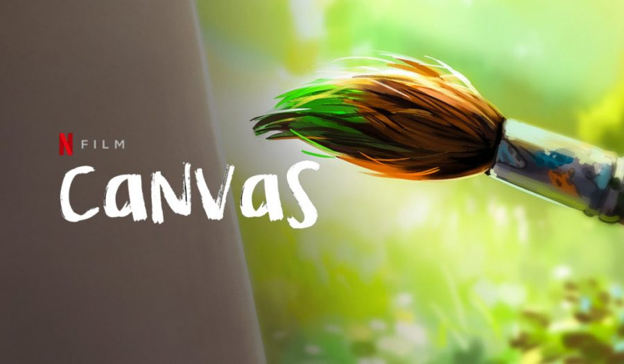 Nine minute Netflix short film 'Canvas' rounds out 2020 with an uplifting story.
