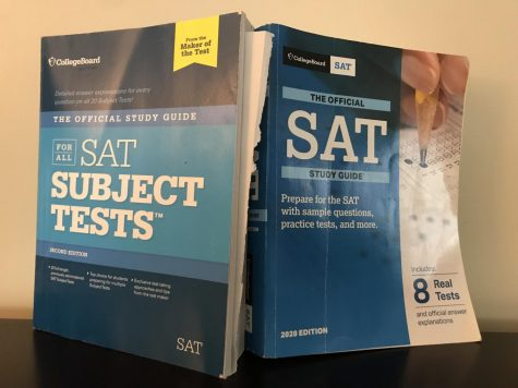 The SAT Subject Tests and optional SAT Essay will be discontinued.