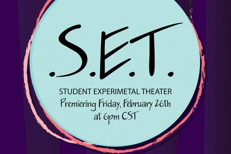 Student Experimental Theater prepares for virtual performance