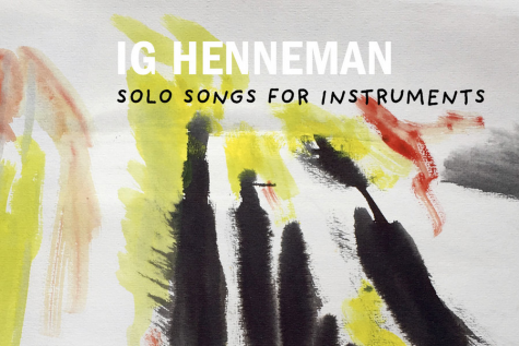 A recent release by Dutch violist-composer Ig Henneman, a member of Catalytic sound.