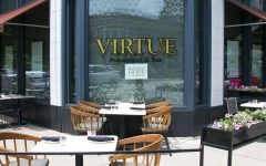 From feeding first responders at hospitals to responsibly sourcing its food ingredients, Virtue is more than just a name for Mr. Garcia and his business partner, chef Erick Williams. It's a business model and a way of life.