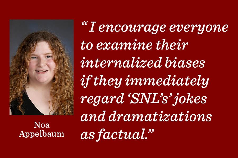 'Saturday Night Live' joke plays into false, dangerous misconceptions