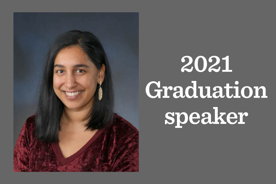 Before+leaving+Lab+at+the+end+of+the+school+year%2C+Priyanka+Rupani+will+be+the+commencement+speaker+for+the+Class+of+2021+graduation+due+to+her+involvement+in+the+Lab+community.