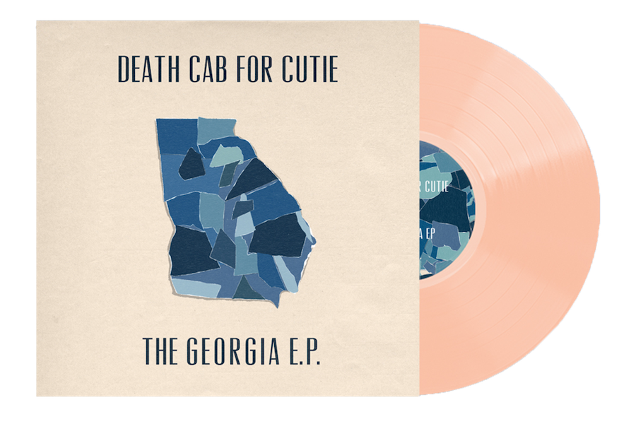 The Georgia E.P. album covers songs from R&B, indie and rock artists while raising awareness for voting rights.