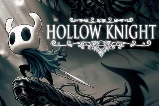 """Hollow Knight"" from Team Cherry is a single-player adventure game released in 2017 for PC and 2018 for consoles."