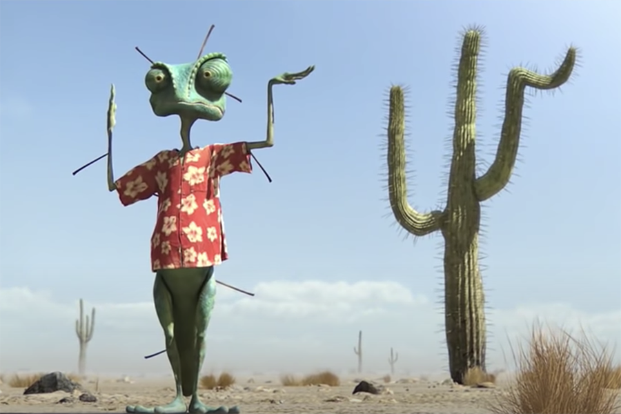 Blending two oversaturated genres, 'Rango' gives hope for each of their futures