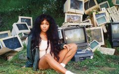 Sza released her critically-acclaimed debut album