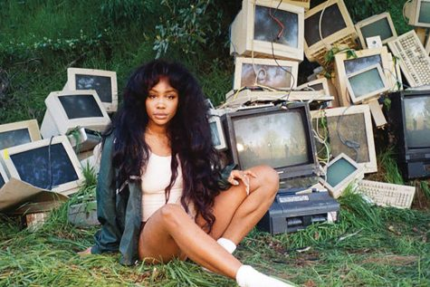 "Sza released her critically-acclaimed debut album ""Ctrl"" in June 2017. The R&B record intimately explores the concept of control."