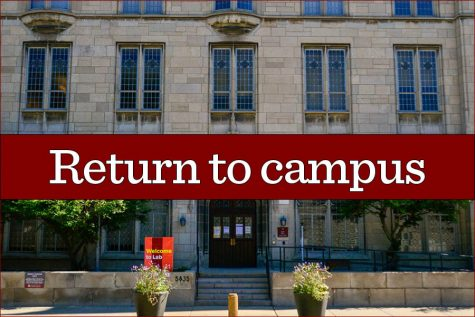 Days when students are allowed to return to campus will increase, according to interim director David Magill.