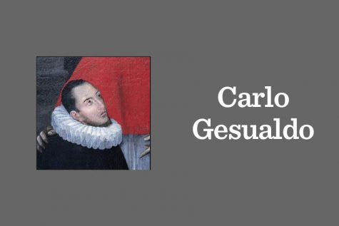 The composer Carlo Gesualdo used his life experiences and musical innovations to bring new levels of expression to Italian Renaissance music. Centuries later, it connects to us because we have entered a state of common suffering through the pandemic, and we can look to his example of using art for expression.