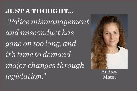 After being shown time and time again the flaws of our current police system, many people have begun to question police policy and demand change, writes reporter Audrey Matei.