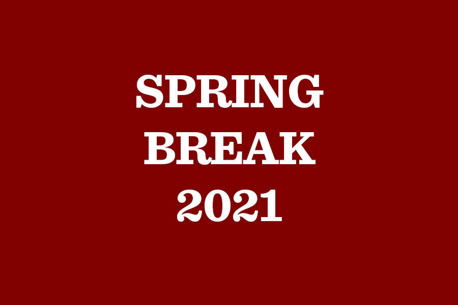 After a year of staying at home with family and remaining socially distanced with friends, several U-High students took the opportunity of a lull in COVID-19 cases and optimistic news surrounding vaccinations to plan safe travels for themselves and their families over spring break.