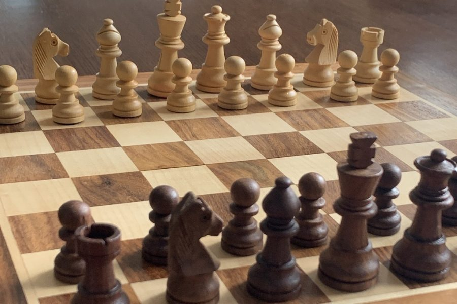 Over the course of the pandemic, some students discovered chess to be a fun, stimulating and slightly competitive game they can play with friends.
