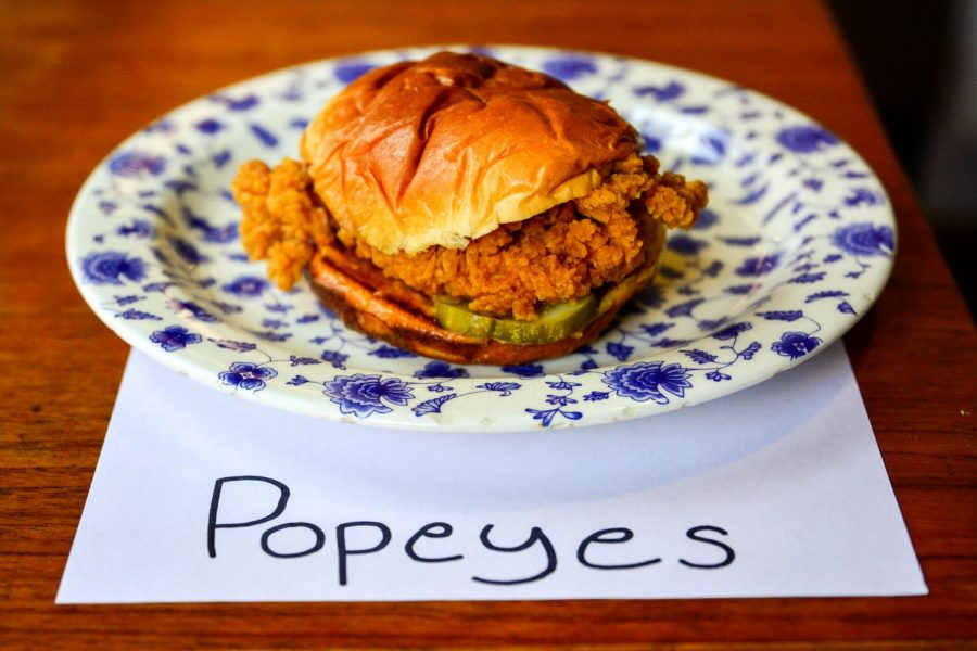 The+Popeye%27s+Chicken+Sandwich+is+the+perfect+feel+good+meal.+In+2019%2C+it+caused+chaos+as+high+demand+for+the+sandwich+led+it+to+being+sold+out+at+multiple+locations.+