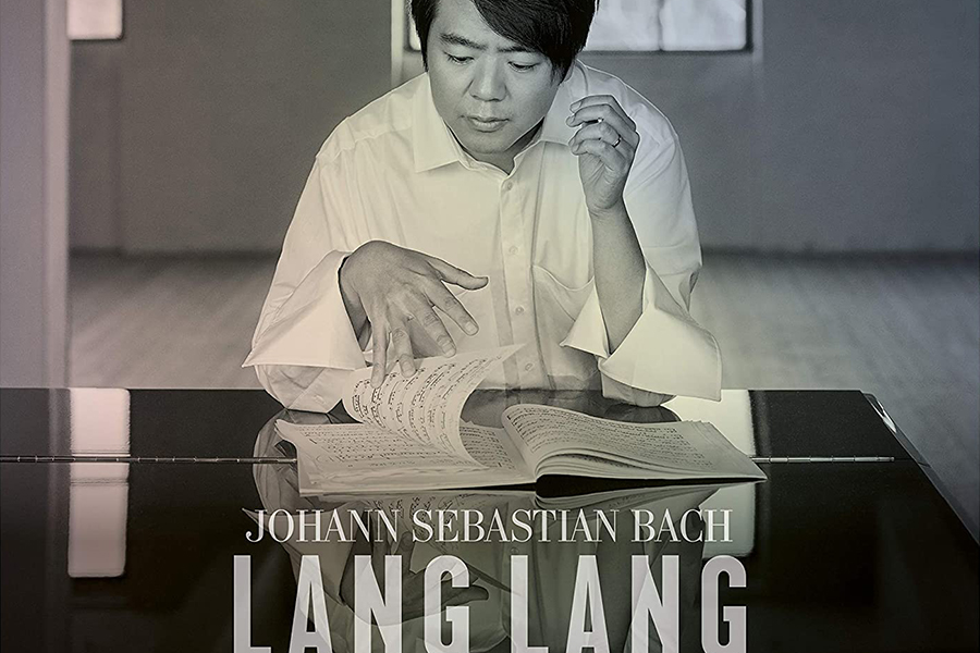 Lang Lang recently recorded J. S. Bach
