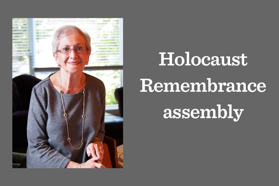 "The Jewish Students' Association will present the biannual Holocaust Remembrance Assembly on April 7 through a Zoom webinar. Under the theme ""Persecution,"" the assembly will feature speaker Doris Fogel, a Holocaust survivor."