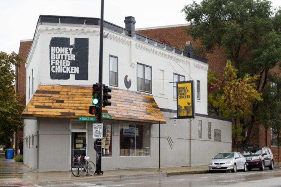 Honey Butter Fried Chicken • $10