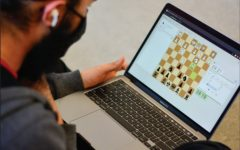 """""""So considering the pandemic, online chess has become the go-to for a lot of amateur and world-class chess players,"""" junior Andrew Razborov said. """"I think the practicality of online chess and the ability to face opponents of your own level at any time of day has encouraged me to play chess a lot more."""""""