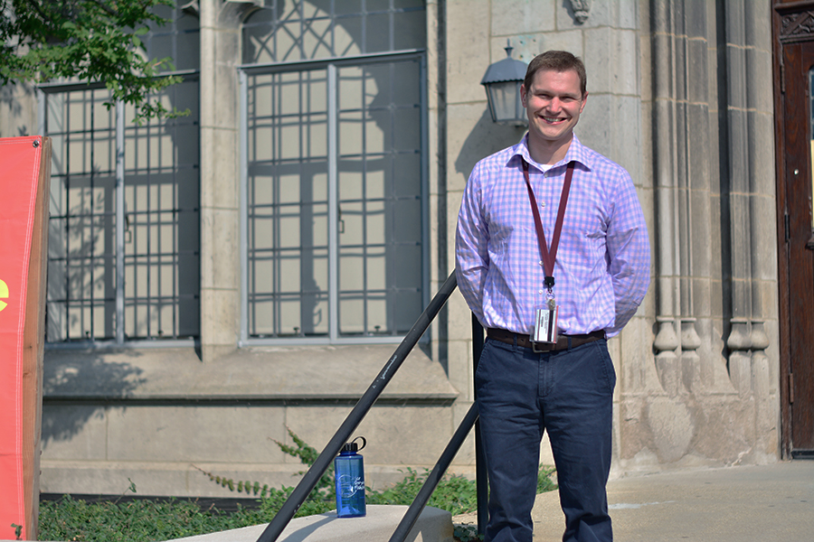 Brian Hewlett will become Lab's executive director of finance and operations beginning July 1.