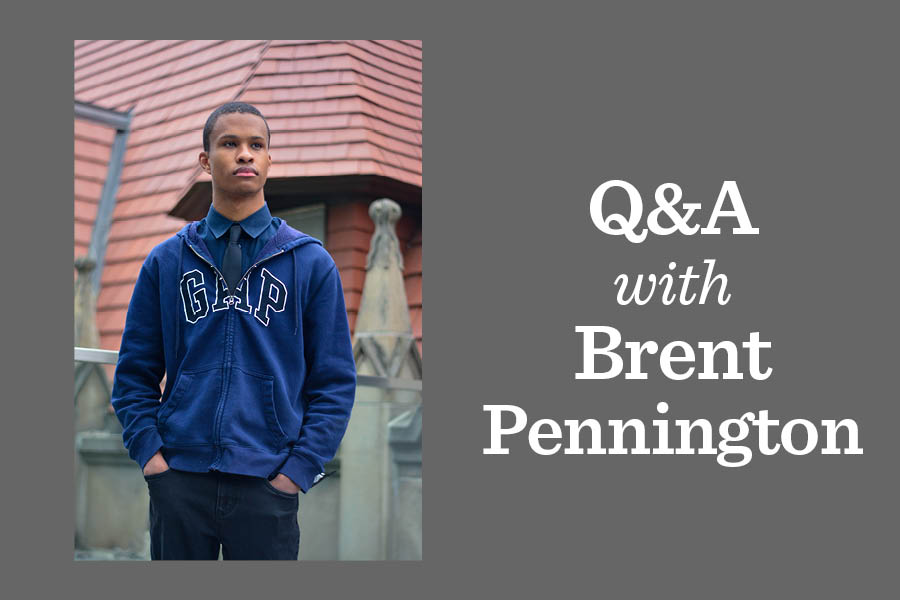 Editor-In-Chief Amanda Cassel interviewed Brent Pennington, who was recently elected as all-school president.