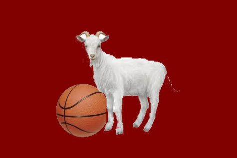 """There is a continuous debate about which star basketball player, Michael Jordan or LeBron James, deserves the title of """"Greatest of All Time,"""" or GOAT."""