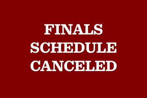 This year, there will be no end of year special schedule to make time for cumulative final exams or presentations.