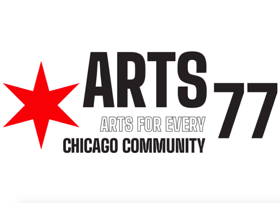 The plan will give artists grants for art in Chicago's 77 community areas.