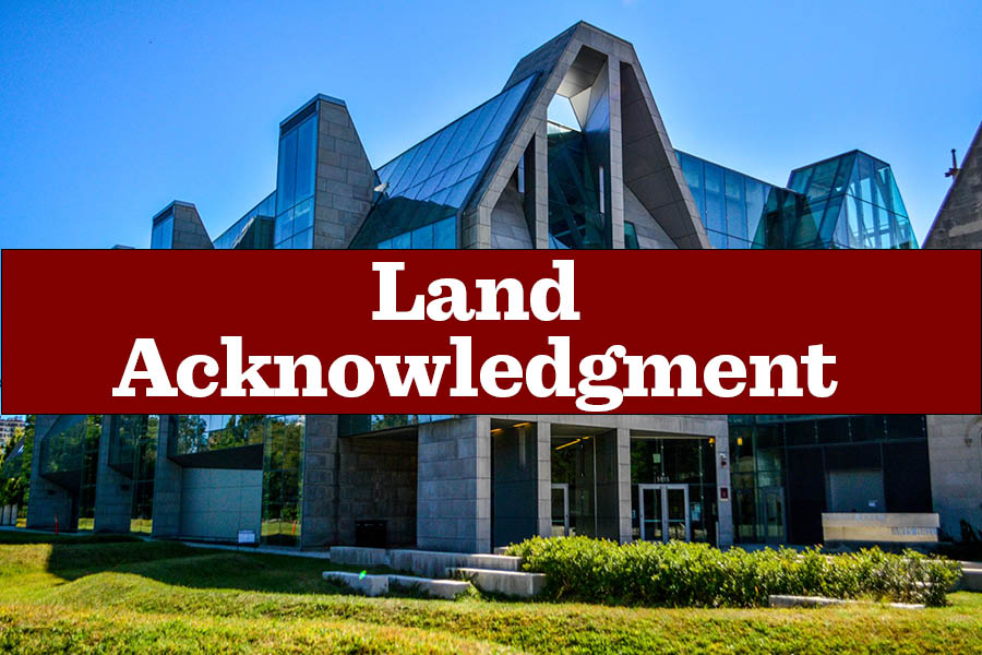 To acknowledge that Chicago and the Laboratory Schools sit on historically indigenous land, the science department wrote a land acknowledgement statement that will act as a starting point for diversifying curriculum and recognizing students' heritage.