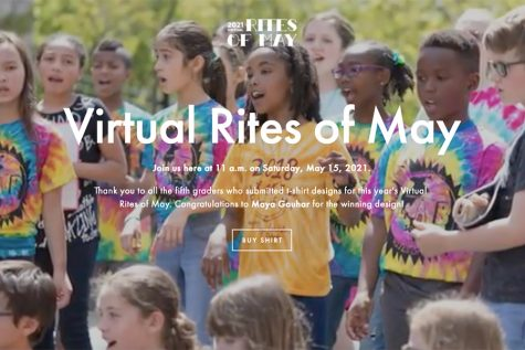 The Parents' Association website will hold links and resources pertaining to Rites of May.