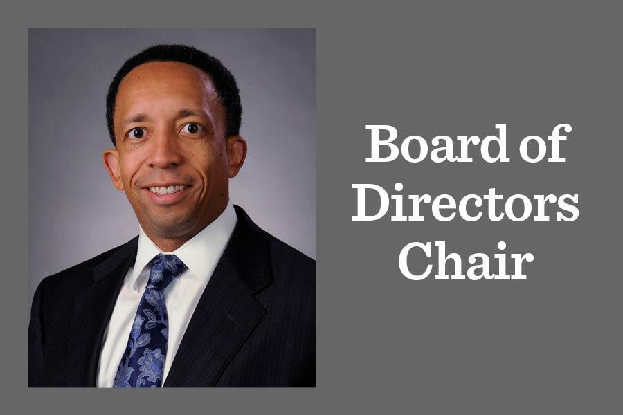Jason Tyler will serve as chair of the Laboratory Schools Board starting July 1.