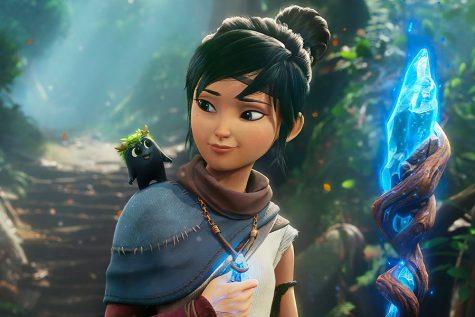 In Kena: Bridge of Spirits, players are taken through a story mode in which they encounter detailed characters and cutscenes. The game was released on Sept. 21 and has been praised for its excellent animations.