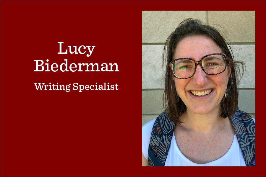 Lucy+Biederman
