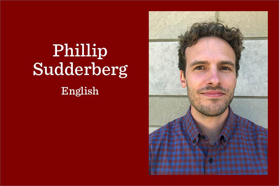 Phillip Sudderberg