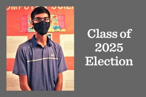 The Class of 2025 elected Krish Khanna class president after a second election.
