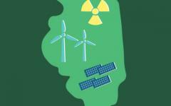 Community considers green energy bill strong start