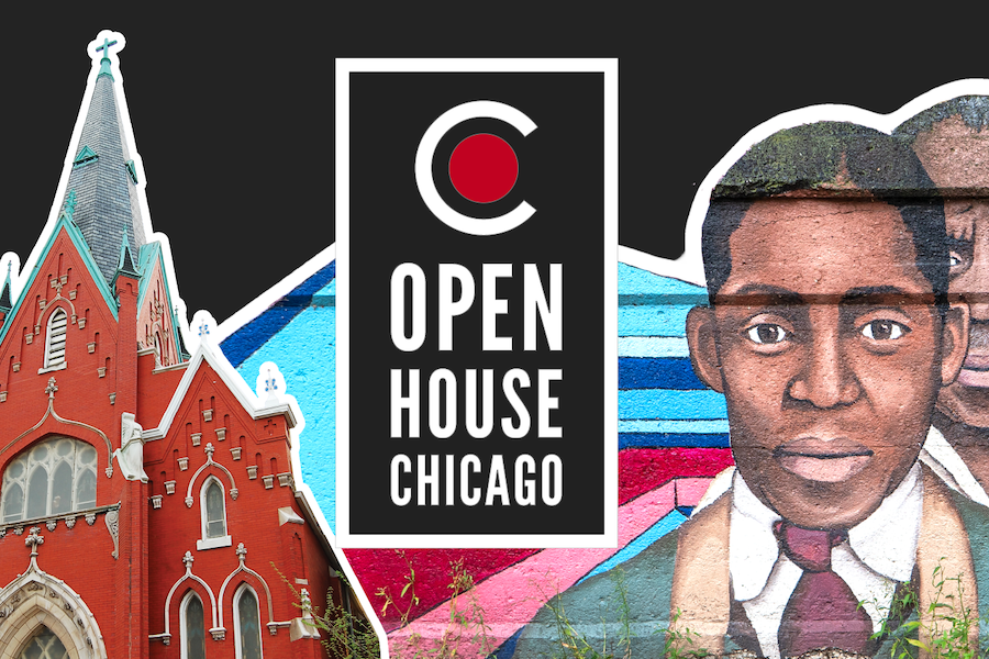 Open House Chicago allows the public to explore and get a behind-the-scenes look at some of Chicagos most architecturally interesting buildings.